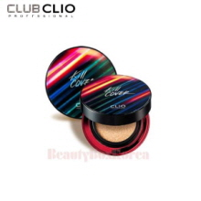 CLIO Kill Cover Liquid Founwear Ampoule Cushion SPF 50+PA+++ 15g+15g(Refill) [2016 Holiday Collection], CLIO